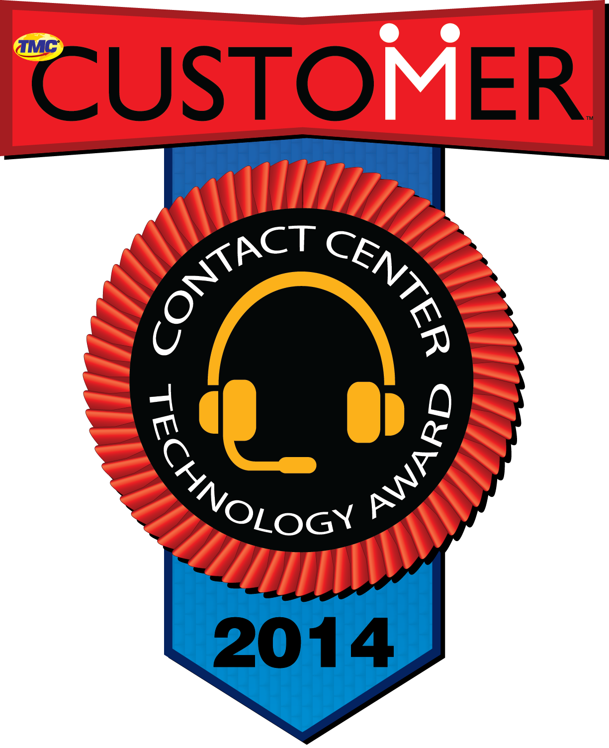 CUSTOMER-Contact-Center-Technology-Award-2014