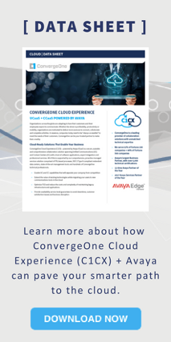 xCaaS | Solutions | ConvergeOne