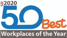 50 Best Workplaces 2020_Award Logo