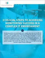 Achieving Monitoring Success-1