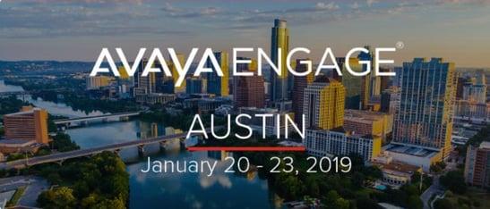 Avaya ENGAGE 2019