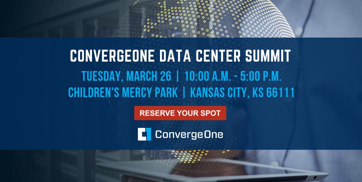 ConvergeOne Data Center Summit