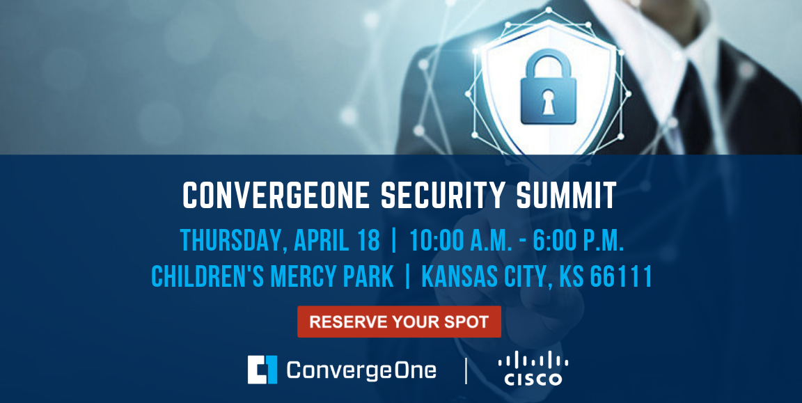 ConvergeOne Security Summit