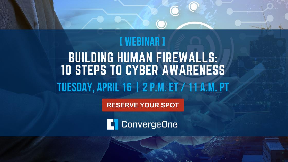 Cyber Awareness Webinar
