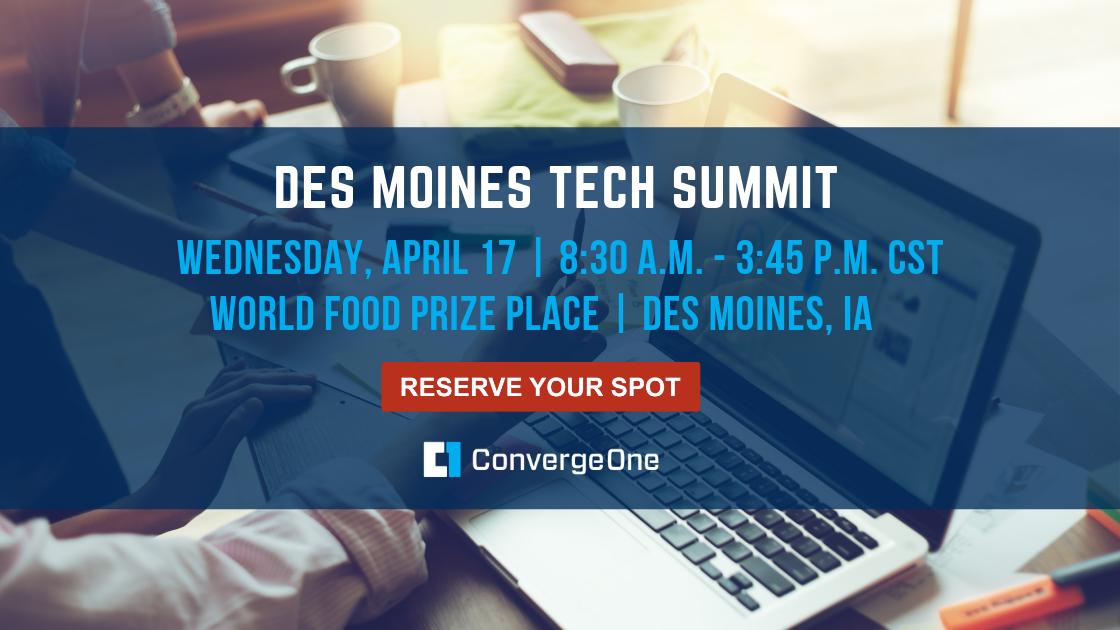 Des Moines Tech Summit