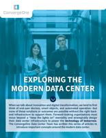 Exploring the Modern Data Center