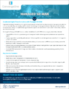 Managed SD-WAN Data Sheet