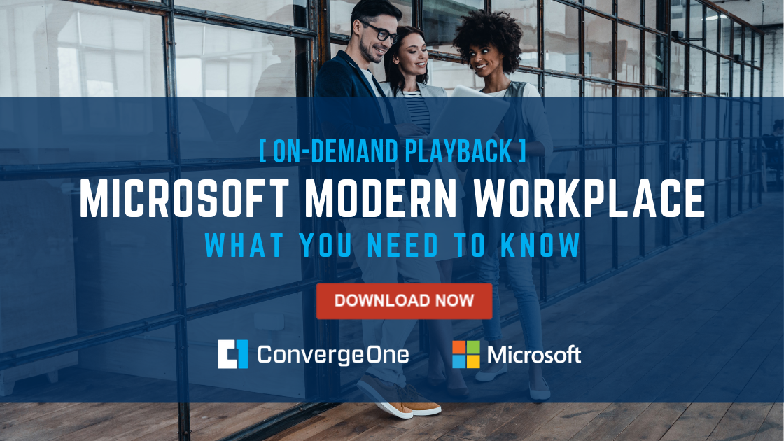 Microsoft Modern Workplace - Playback