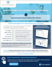 Remote Workforce Foundations Workshop