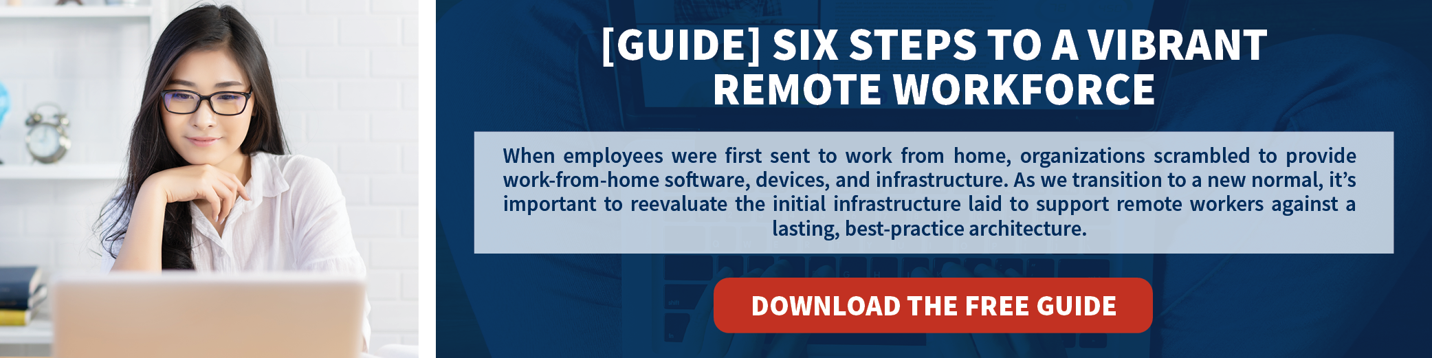 Remote Workforce Guide - Website Banner