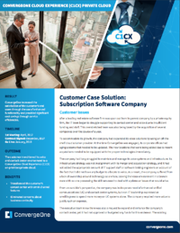 Software Company UCaaS CCaaS